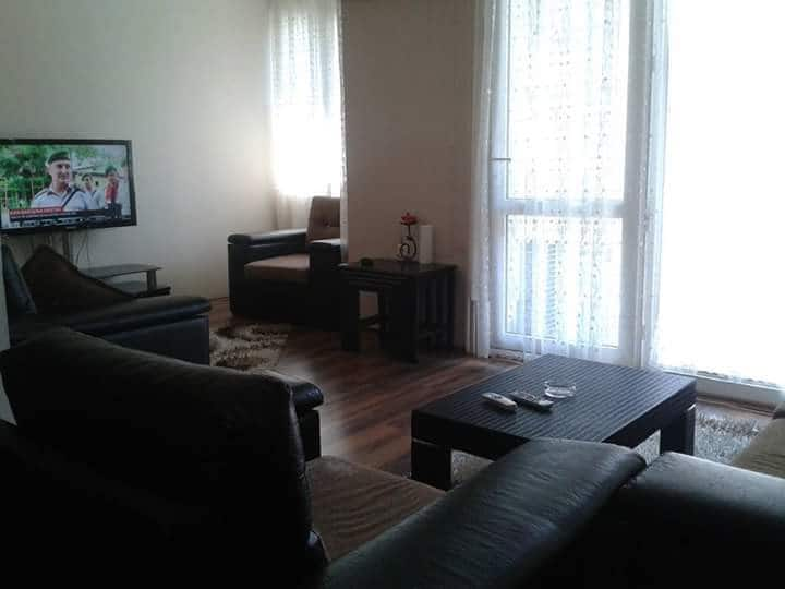 1+1 Flat in the most central town of Izmir.