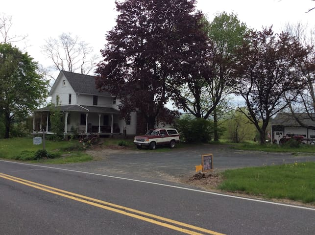 Flynn Farm - Southwick - Rumah