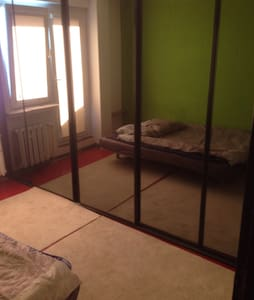 Cool 2BD flat near the town square. - Wrocław - Apartment