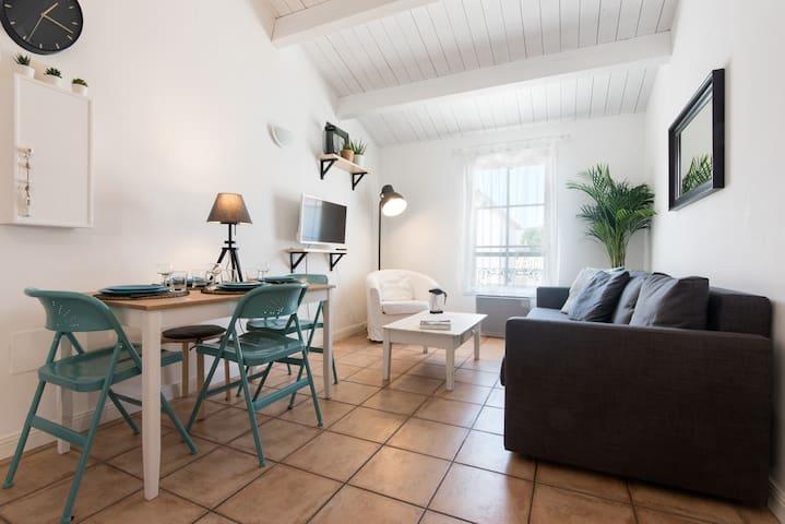 Appartement de charme Saint Martin de Ré Île de ré