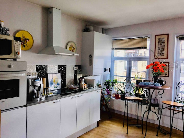 Apartment Duplex - Saint Omer City Center