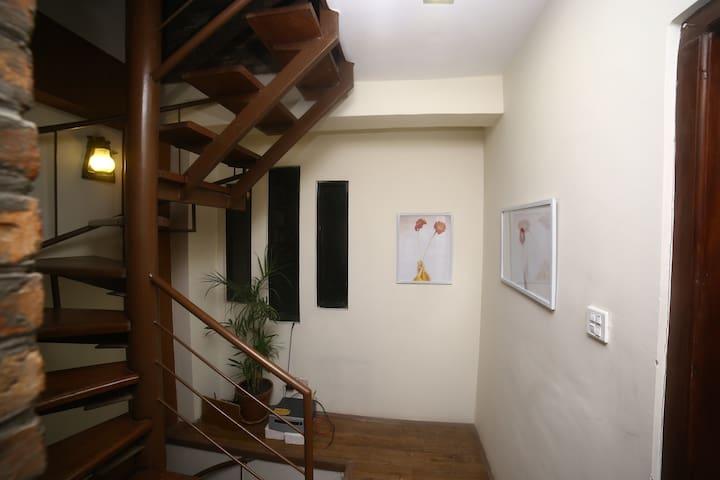 COZY ROOM@PATAN SAMSARA STUDIO APT.