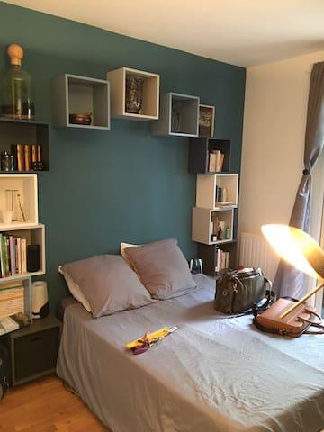 Chambre de l'appartement Bedroom