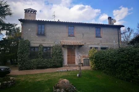 """Antico Casale """"La Rinchiusa"""" - Giove - Vila"""