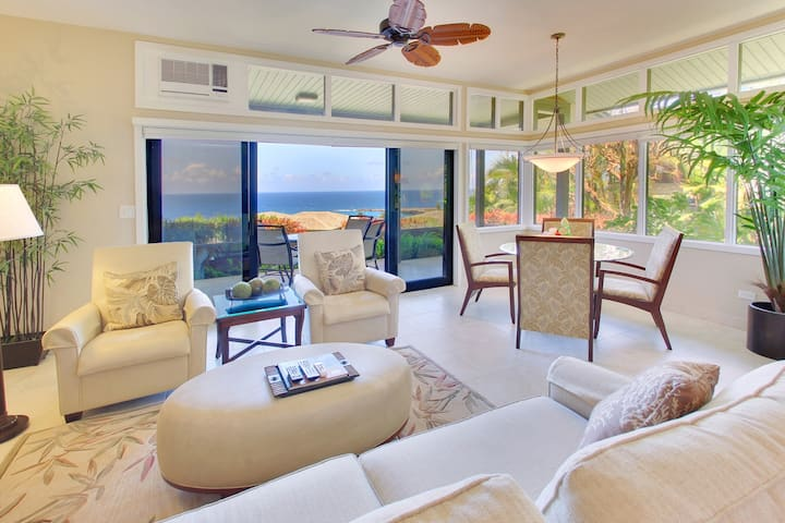 Villa 1915. 7th Night FREE! Luxury, remodeled townhouse featuring ocean, island and coastal views!