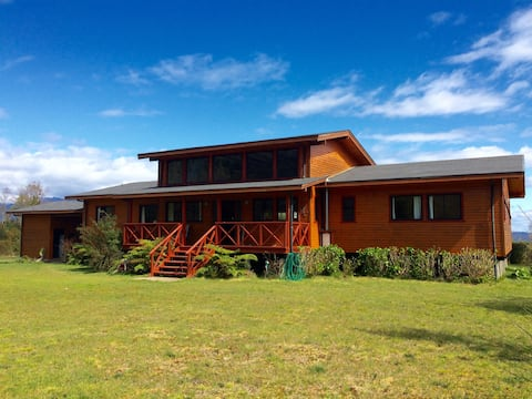 Summer Home in Lago Ranco