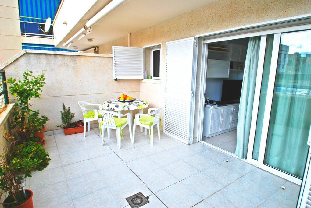 terrace/terraza/терраса