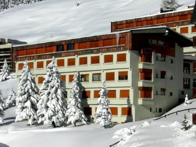 Lovely apartment with mountain views - Colle Sestriere - Apartemen