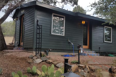 Mountain cabin 15 minutes to downtown. - Silver City - Kabin