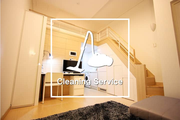 #6 The Sweet Castle (Free MaidService)