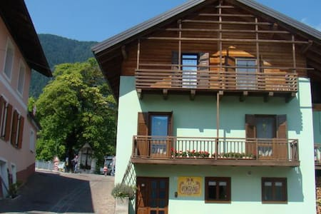 B&B luminoso,panoramico,familiare - Carzano - Bed & Breakfast