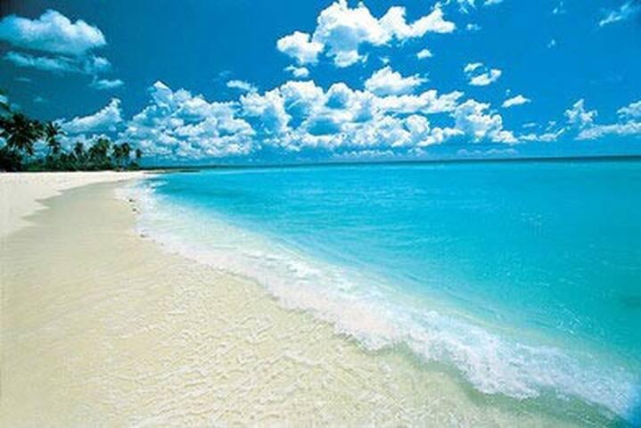 Apartamento a 5 minutos de la playa!!!!! - Punta Cana - Pis