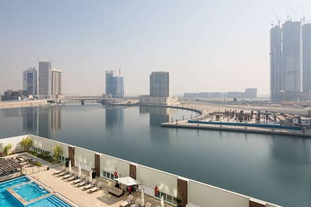 Stylish One bedroom in Downtown Dubai - Dubai