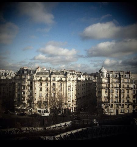 Apartment 15 minutes away from the Eiffel Tower