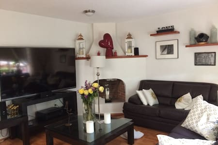 Habitación particular en casa dentro de condominio - Ciudad de México - House