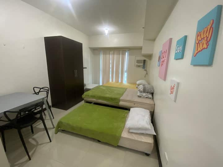 Jazz Residence | Room for 3 Adults | Makati city