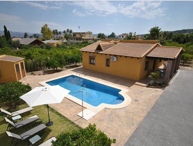 Lovely Villa. Near Town - Alhaurin el Grande - Villa
