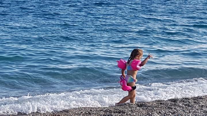 Antalya 100m to Beach 2+1 Cozy