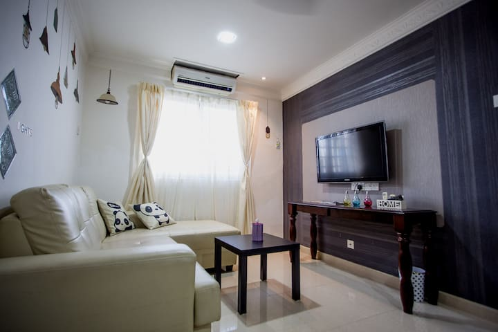 Will Budget Home 3 rooms @ Near Gurney Penang