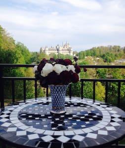 Maison avec vue magnifique sur le chateau - Pierrefonds - 独立屋