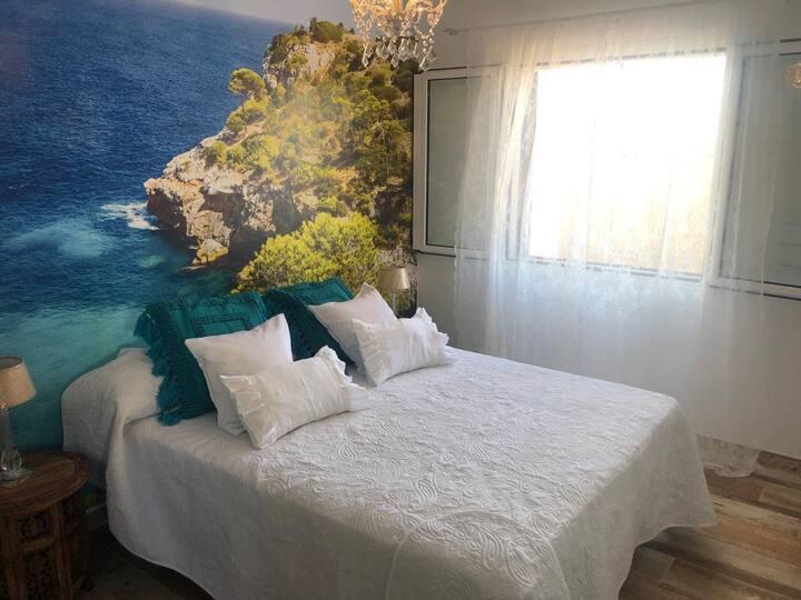 Casa turística, acogedora y barata en Menorca.