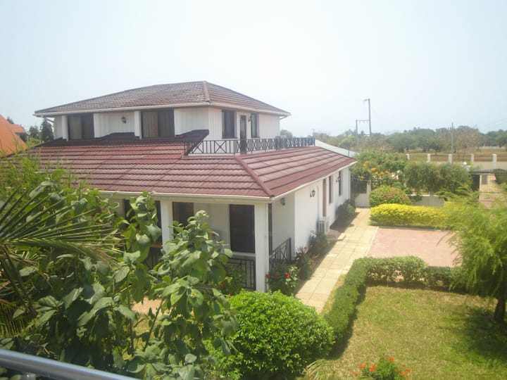 3 Bedroom Villa Kunduchi Beach Dar es Salaam.