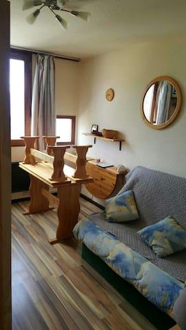 Petit studio au Corbier en savoie