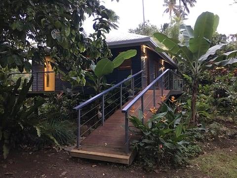 Sekawa Beach Private Bure. Modern Fijian Style.