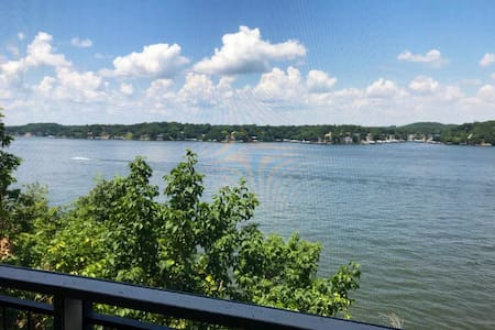 Lake Front Condo with AMAZING VIEW!