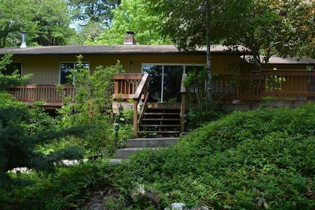 Swiftwater Park Guesthouse, Main House