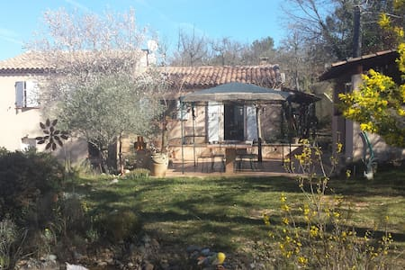Ma maison en Provence - Ollières - Dům