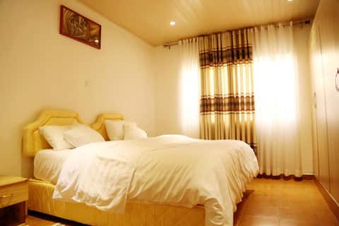 EDEN APARTMENT is in the heart of Kigali city