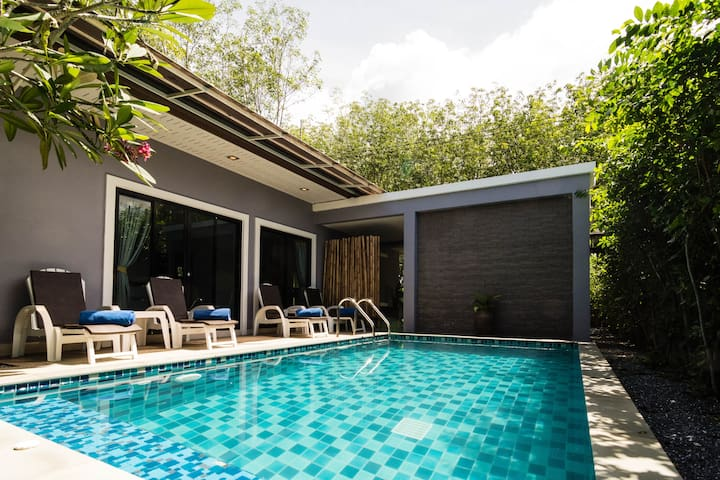 Ao Nang Krabi private pool villa Ton Yaang