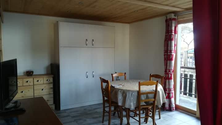 appartement 5 pers Combloux Haute Savoie France