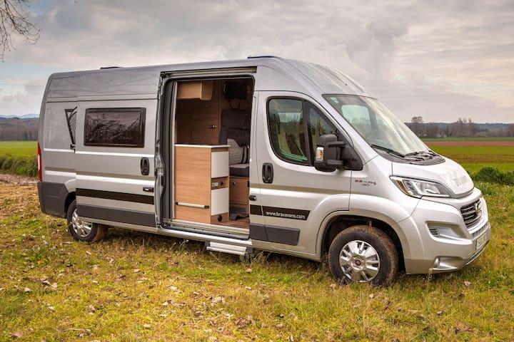 CASA CON RUEDAS campervan 'XL' - Fornells de la Selva - Camper