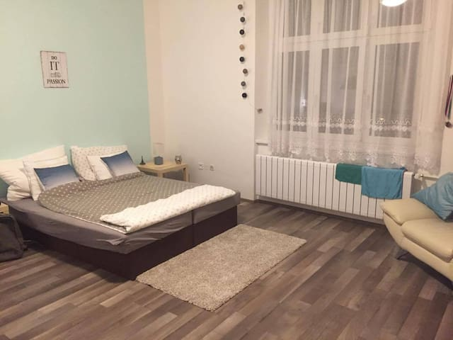 NEW MODERN FLAT near Central station - Olomouc - Loft