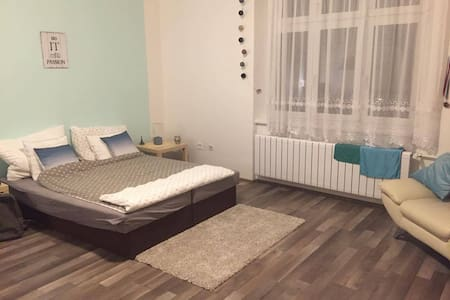 NEW MODERN FLAT near Central station - Olomouc