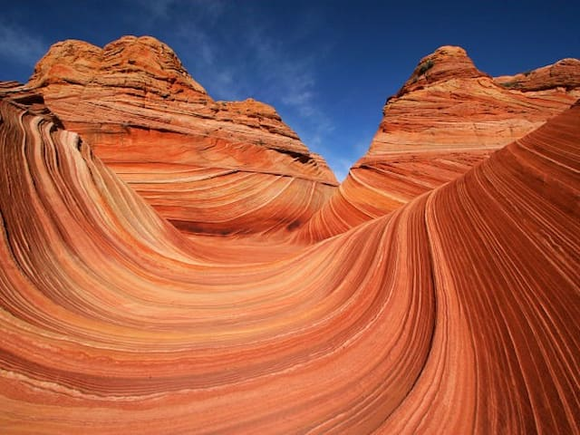 """The Wave""/Coyote Buttes Hideout - Kanab - Wohnwagen/Wohnmobil"