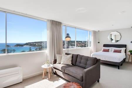 Coastal chic designer apartment - Manly - Apartament