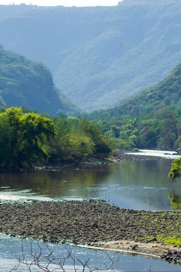 El Río Santiago