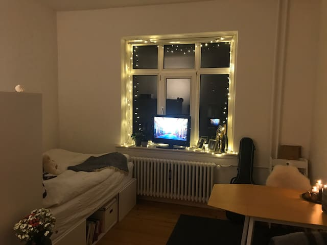Large room in central Aarhus