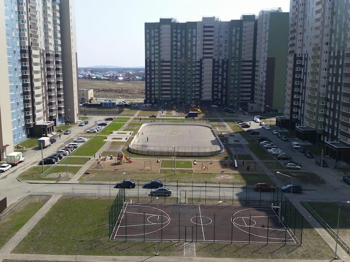 Квартира на въезде а Казань