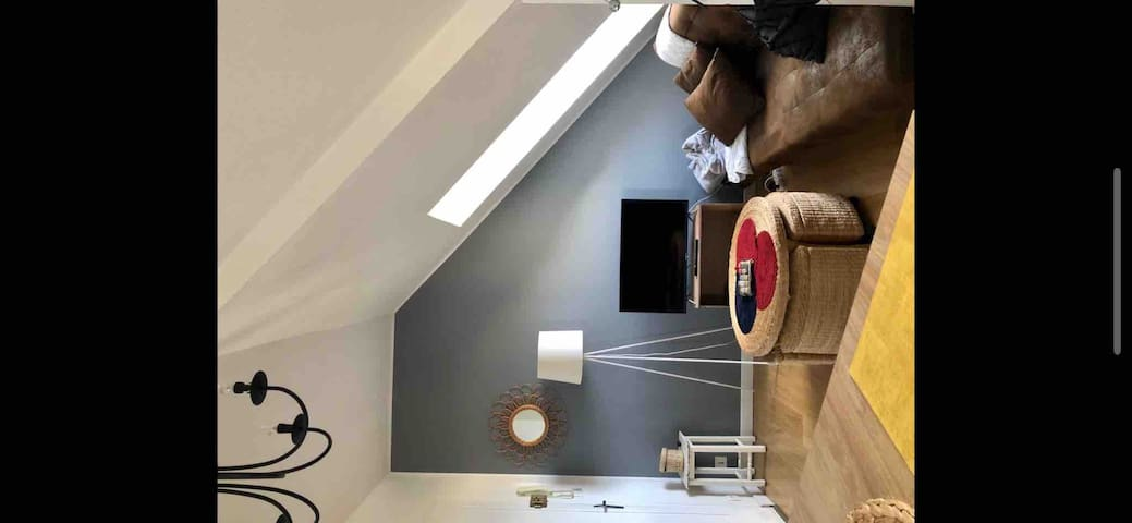 Appartement cocooning proche commerces