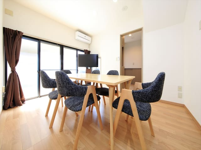 2 min to Shibuya★3 Bedroom house★Free WiFi