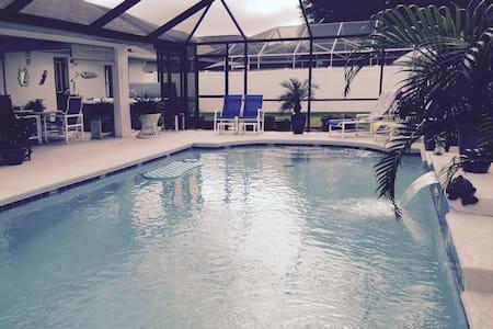 Paradise in Central Florida - Ocala - Talo