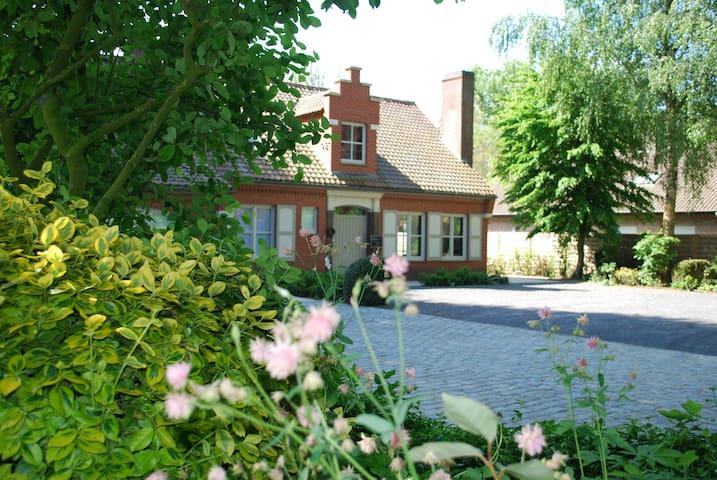 Douce Vie - Vakantiewoning voor 12 personen - Poperinghe - Villa