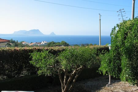 Cozy villa with a great view - Torre Colonna-sperone - Talo