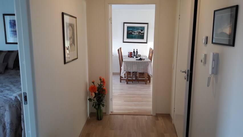 Ny toppleilighet like ved Horisont i Åsane/Bergen. - Bergen - Lägenhet