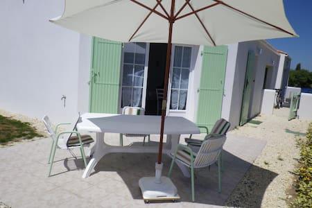 maison de vacances bord de mer - Le Grand-Village-Plage