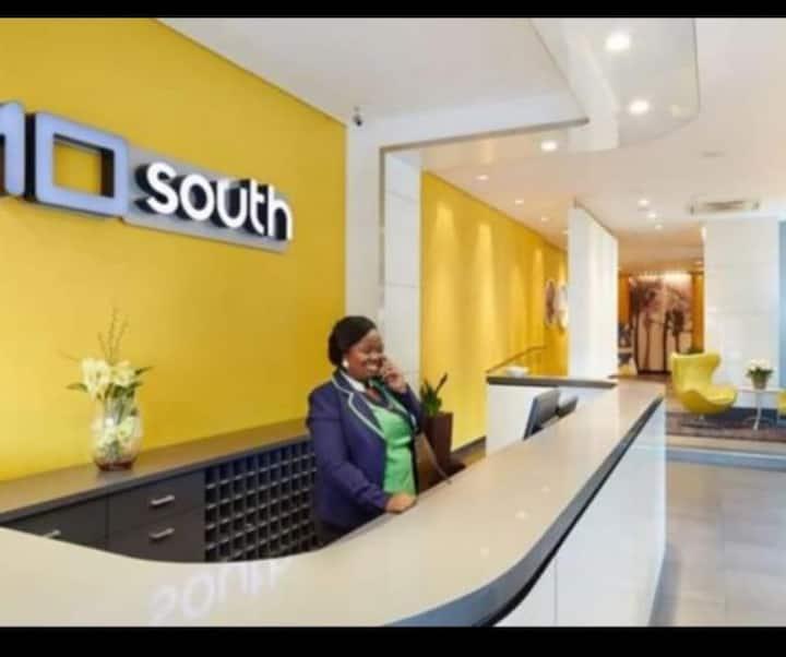 10 Durban South Apartments - Family Studio Room